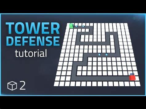 unity tutorial ai how to make a tower defense game e02 enemy ai unity