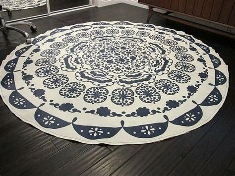 anthropologie doily rug 17 best images about diy rug on recycling carpets and pom pom rug