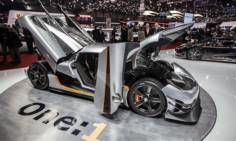 koenigsegg one 1 doors koenigsegg s craziest supercar yet debuts at geneva