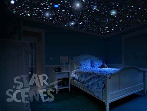 childrens bedroom star ceiling lights secret star panel to expand your glow in the dark secret
