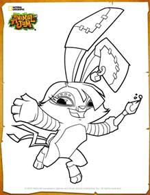 free tiger from jam coloring pages