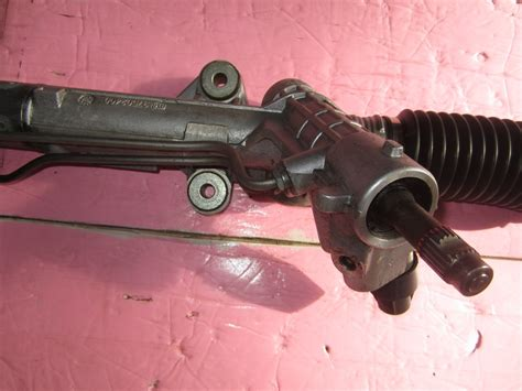 Rack And Pinion Uses by Maserati Rack And Pinion Rackpinio Steering Gear