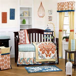 Crib Bedding Sets Orange Top 5 Orange Baby Bedding Sets Webnuggetz