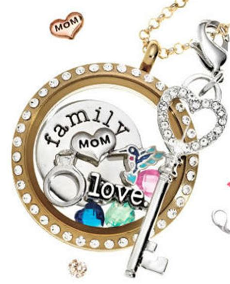 How To Put Charms In Origami Owl Locket - origami owl giveaway the healthy hen
