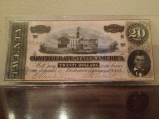 paper money: us confederate currency price and value guide