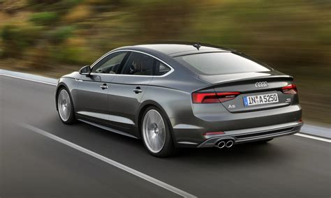 How Much Is An Audi A5 by Here S How Much The New Audi A5 Sportback Costs Car