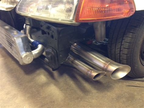 Dunstabzugshaube Seitlicher Abzug by Front Bumper Exit Exhaust Page 2 Honda Tech