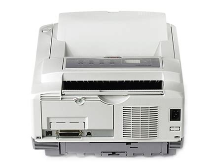 okidata b4600 digital monochrome laser printer, up to 2400