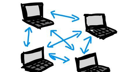 peer review adalah cara menghubungkan dua komputer dengan kabel lan peer to