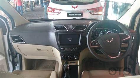 Wuling Interior Wuling Resmi Perkenalkan Confero S Pesaing Toyota Avanza
