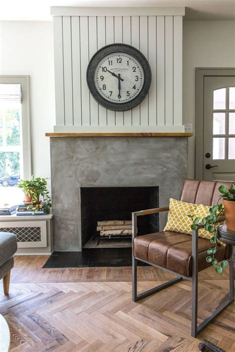 ideas  stucco fireplace  pinterest concrete fireplace stone fireplaces