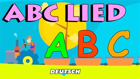 L E D F A S abc lied german songs