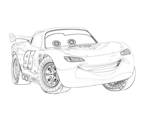 cars coloring pages lightning mcqueen lightning mcqueen drawing pages 11 image colorings net