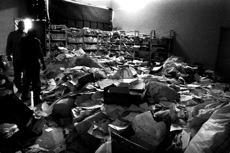charming Black And White Rooms #1: disorganized-records.jpg