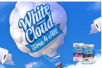 White Cloud Bathroom Tissue by Free 4 All With White Cloud Bath Tissue