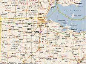 Northwest Ohio Map map of ohio ohio maps mapsof net