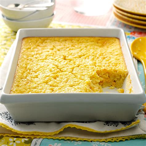 corn pudding recipe taste of home