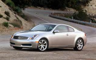 Infinity G35 Sedan From The Infiniti G Coupe To The 2017 Q60