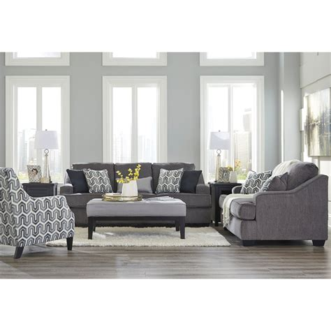 living room groups signature design by ashley gilmer stationary living room