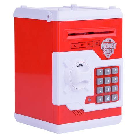 piggy bank safe box electronic password money lock safe box piggy bank