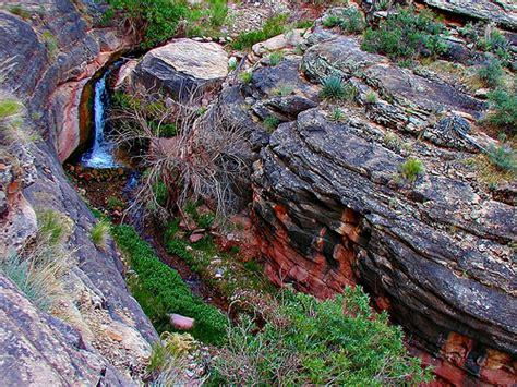 grand indian garden map waterfall near indian garden grand flickr