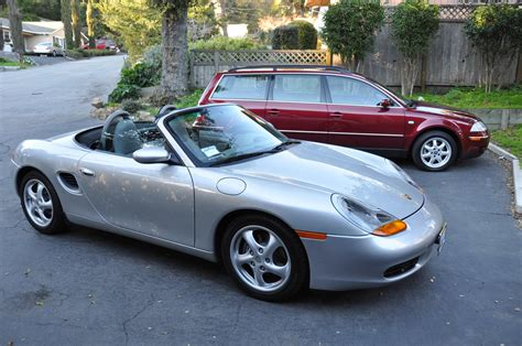 How Many Can A Porsche Boxster Last For What Year Is Your Boxster And How Many On It 986