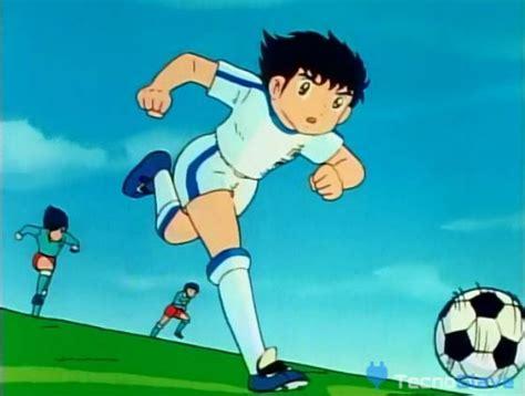 imagenes animadas jugando futbol dibujos animados de tu infancia que te encantaban y ahora