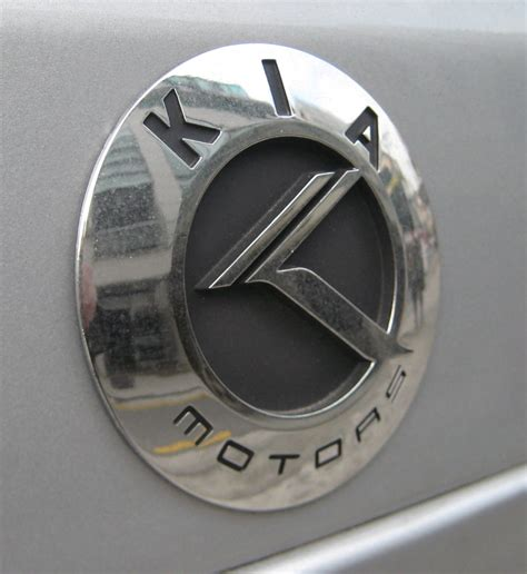 Korean Kia Logo Kia Related Emblems Cartype