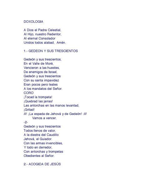 cadena de coros una mirada de fe himnario by jereck valenzuel issuu