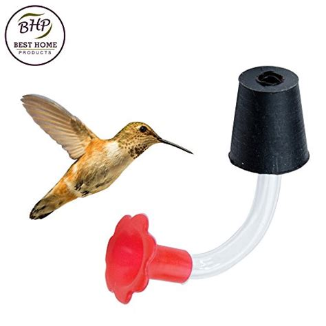 hummingbird feeder tubes stoppers make your own