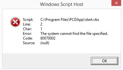 fix windows script host errors on startup windows 10