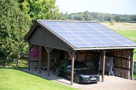 carport solardach carport mit solardach my