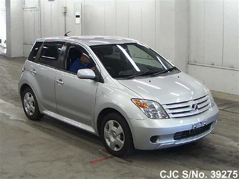 Toyota Ist 2007 Toyota Ist Silver For Sale Stock No 39275