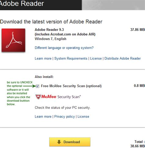 adobe acrobat reader 10 free download full version blog posts gogreenmemo