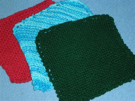 how to knit cotton dishcloths free knit dishcloth patterns 171 free patterns