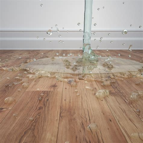 What to do if Water is Seeping through the Floor