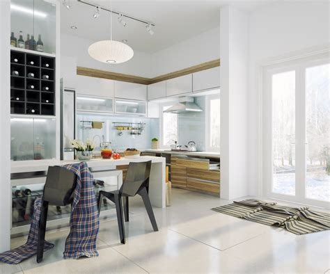 White Kitchen Ideas Modern Modern White Kitchen Ideas Stylish The Best And Modern