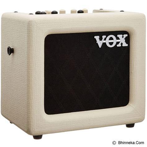 jual vox mini3 modeling guitar lifier combo mini3 g2iv