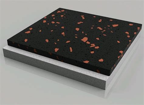Rubber Desk Mat by New Again Rubber Chairmats