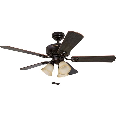 honeywell springhill ceiling fan oil rubbed bronze finish