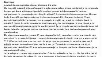 Exemple De Lettre Pour Reconquã Rir Ex Voici Comment 233 Crire Une Lettre Magique 224 Ex Partie 3