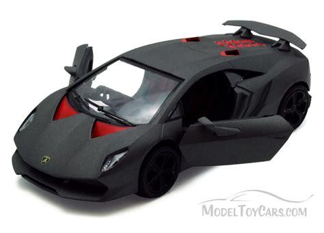 Lamborghini Model Cars Toys Lamborghini Sesto Elemento Black Maisto 32362 1 24