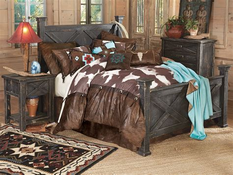 western bedroom decor country bedroom furniture raya western sets photo style