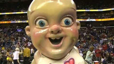 billiken mascot history the creepiest scariest mascots in sports history