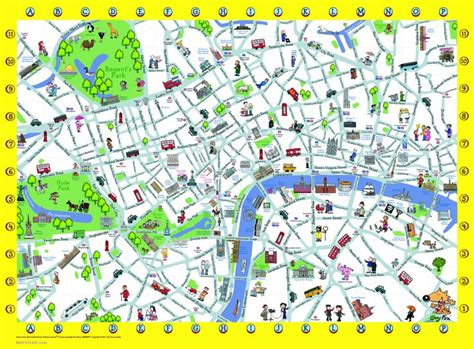 printable map london city centre london detailed landmark map london maps top tourist