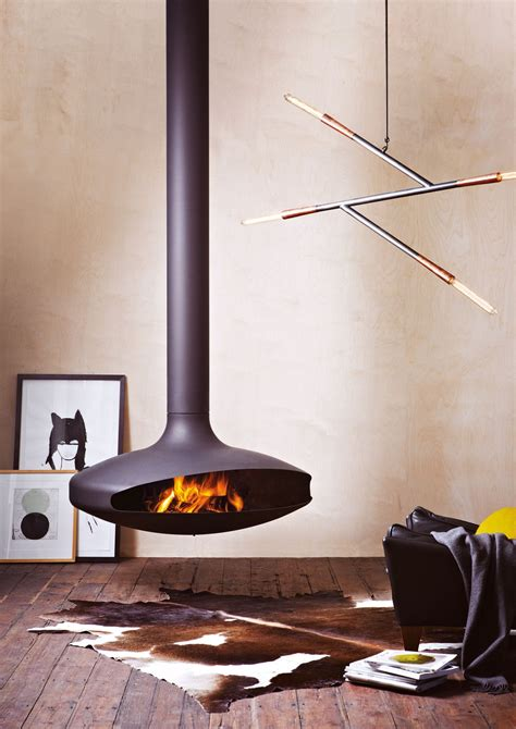 Gyrofocus   World's most iconic Suspended Fireplace