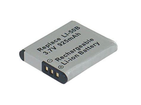 olympus digital battery cheap battery replacement olympus li 50b battery