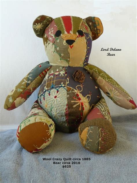 66 best images about quilted bears on free