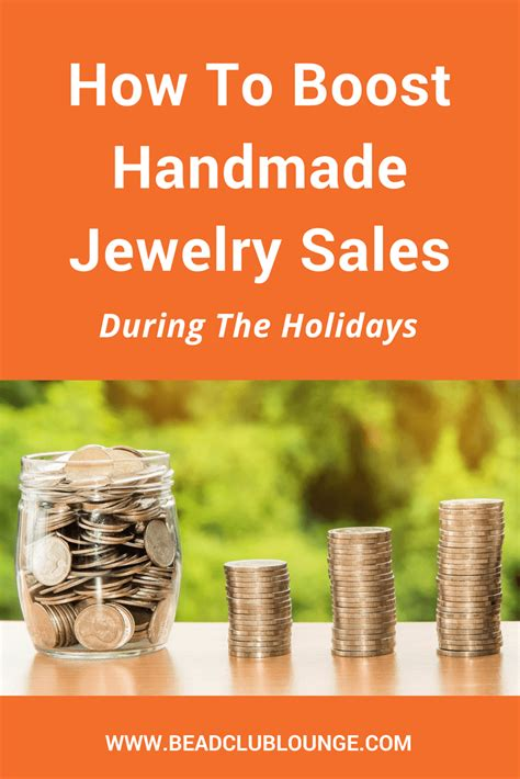How To Make Money Selling Handmade Jewelry - how to boost handmade jewelry sales during the holidays