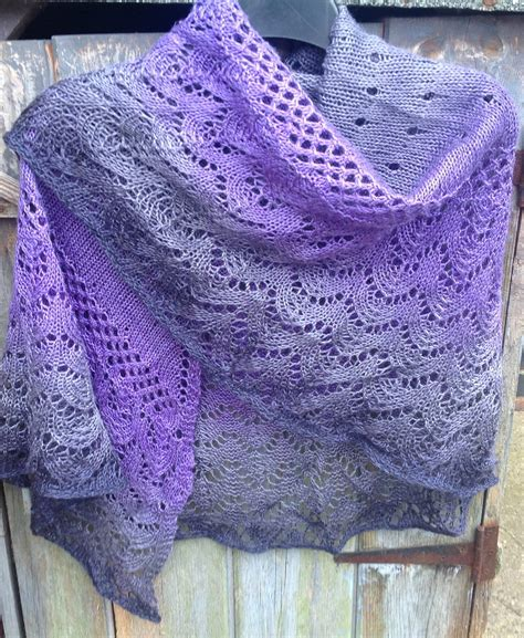 pattern knitting shawl one skein shawl knitting patterns in the loop knitting
